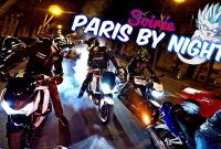 PARIS BY NIGHT – Une Moto Qui Parle
